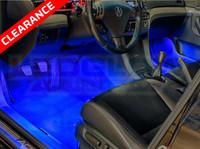 Expandable Blue Interior Lights