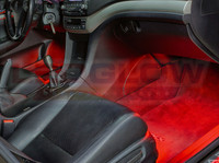 Red LED Interior Lighting Kit