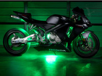 Advanced Green SMD Motorcycle Lights