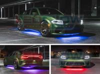 Million Color Slimline Underbody LED Lights