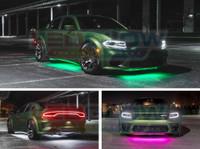 Million Color SMD Slimline Underbody Lighting Kit