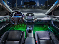 Green Expandable LED Interior Lighting Kit