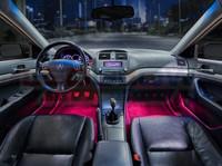 Pink Expandable LED Interior Lighting Kit