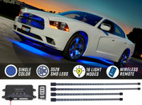 Blue Wireless SMD LED Underbody Lighting Kit