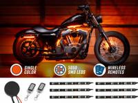 Advanced Orange SMD LED Motorcycle Light Kit