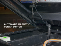 Automatic Magnetic Power Switch