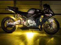 Advanced Yellow LED Motorcycle Lights