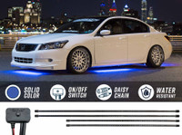 Blue SMD LED Slimline Underbody Lighting Kit