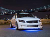 Blue Slimline LED Underbody Lighting Kit