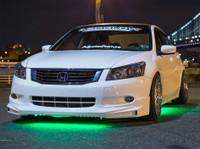 Green LED Slimline Underbody Lights