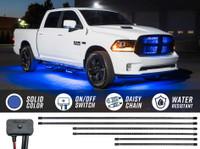 Blue SMD LED Slimline Truck Underbody Lighting Kit