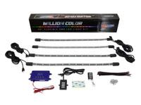 Million Color SMD LED Wheel Well Lighting Kit Unboxed