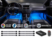Flexible LED Million Color Interior Lights