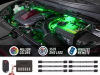 Million Color Engine Bay LED Lights