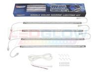 Blue Marine Boat LED Lighting Kit Unboxed
