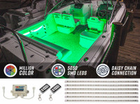 Million Color Marine Boat LED Lighting Kit