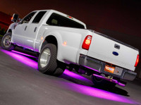 6pc Pink SMD LED Truck Underbody Lighting
