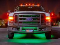 6pc Green Wireless SMD Truck Underglow