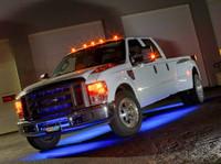 6pc Blue SMD LED Truck Underbody Lighting