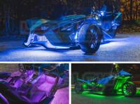 Advanced Million Color Slingshot® Lighting Kit with Smartphone Control