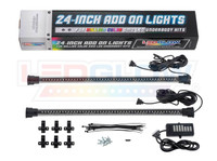 """24"""" Million Color SMD Underbody Add-On Tubes Unboxed"""