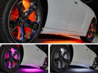4pc Million Color SMD Wheel Well Lights