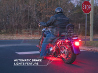 Automatic Brake Lights Feature