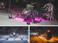 Snowmobile LED Underglow Kit