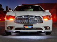 """24"""" White SMD LED Grille Light Add-On Tube for Wireless Underbody Kits"""