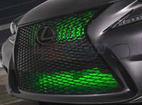 """24"""" Million Color LED Add-On Grille Light Installed"""