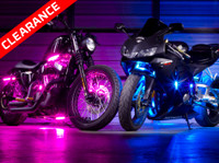 Advanced Million Color Motorcycle SMD Lighting Kit