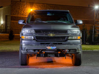 LEDGlow Orange SMD LED Slimline Underbody Kit for Trucks
