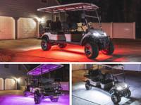 Million Color LED 6 Seater Golf Cart Underbody Lighting Kit