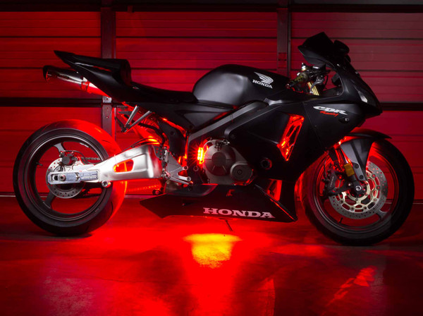 Advanced Red SMD Motorcycle Lights