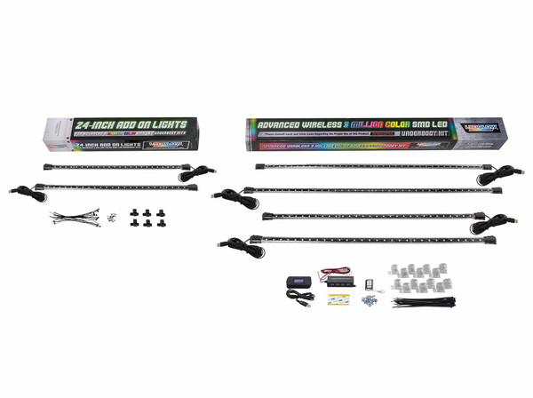 Advanced 3 Million Color Truck Underbody Unboxed