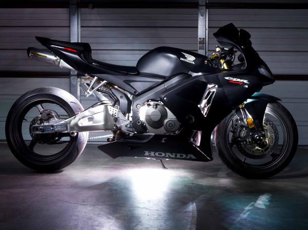 Advanced White Motorcycle LED Lighting Kit