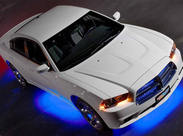 Blue Wireless SMD Underbody Lights