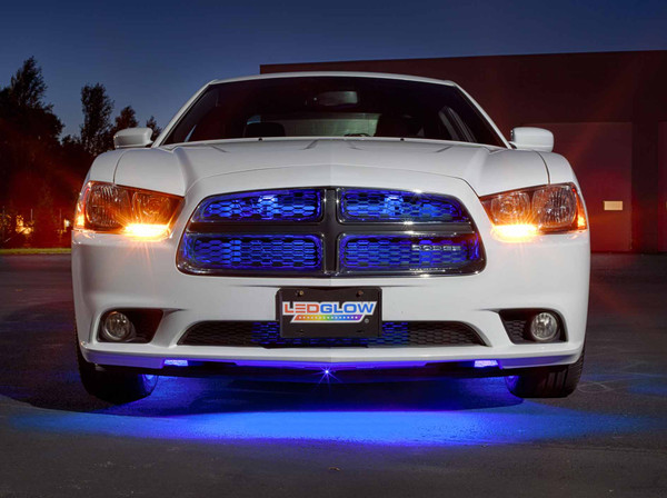 Blue Wireless LED Underbody