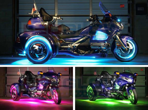 LiteTrike III Advanced Million Color LED Lighting Kit