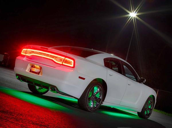 Green Wireless SMD LED Underbody Lighting