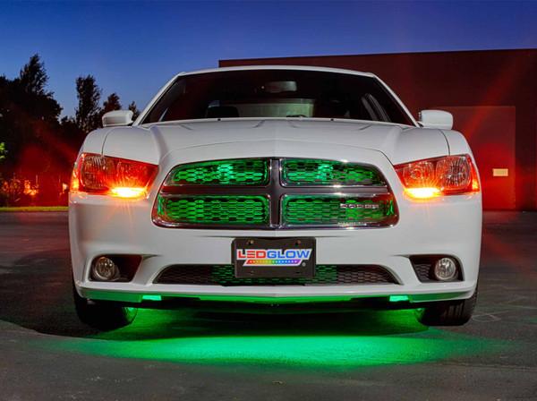 Green Wireless Underbody Lights