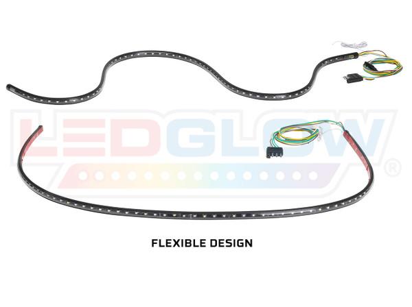 Flexible Tailgate Light Bar
