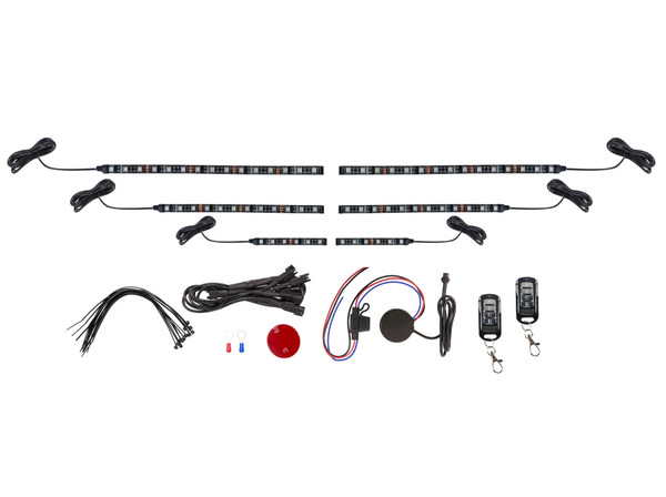 Advanced Million Color ATV SMD LED Lights Unboxed