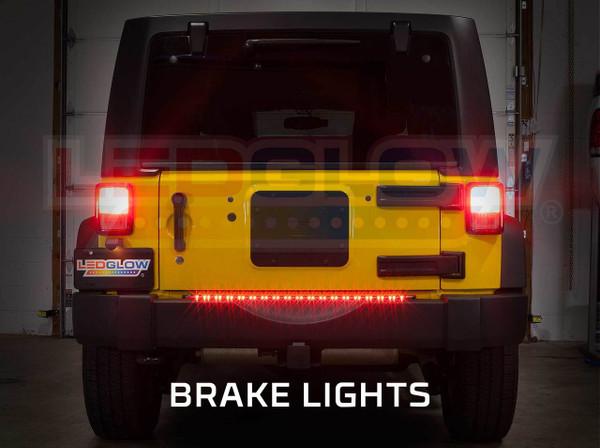 Brake Lights Feature