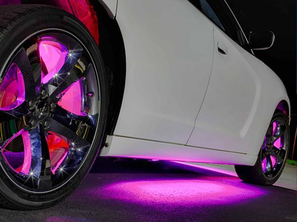 Pink Wireless Underglow