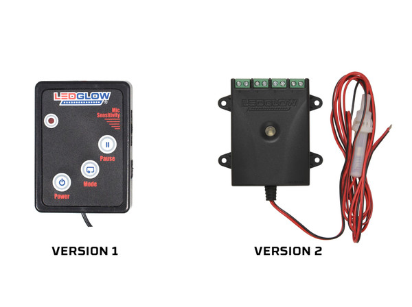 Replacement Single Color Wheel Well Controller