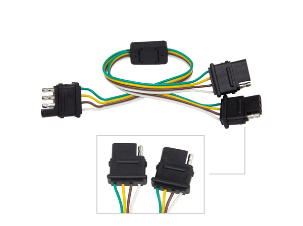 Tailgate Light Bar Y-Splitter Harness