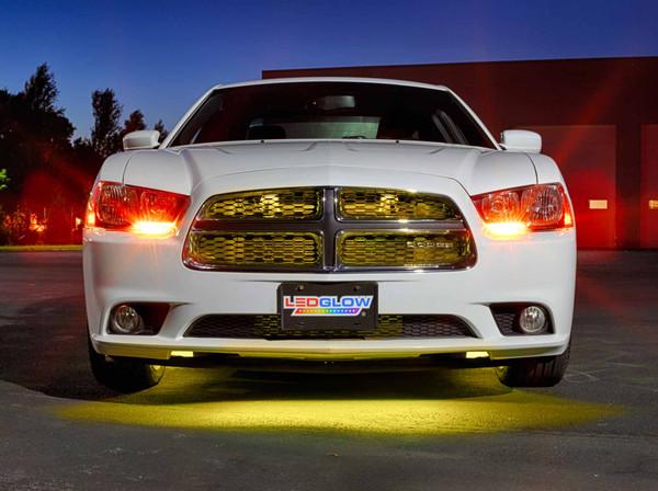 Yellow Wireless Underbody LED Lights