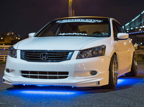 Blue LED Slimline Underbody Lights