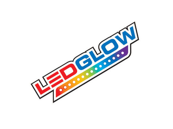 LEDGlow Vinyl Decal
